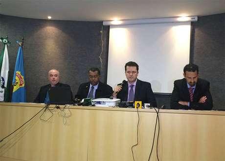 <p>Informações foram reveladas pelo delegado Igor Romário de Paula em entrevistacoletiva em Curitiba</p>