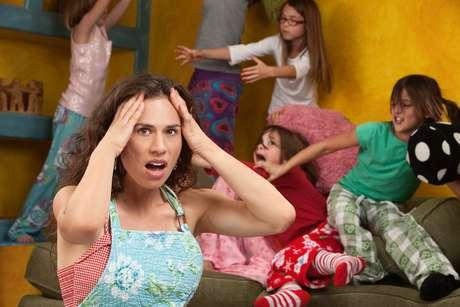 La mala salud oral puede ser el resultado de graves problemas familiares