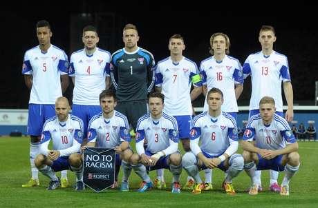 Ilhas Faroe conseguiu vitória histórica