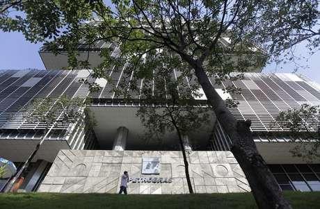 Sede da estatal Petrobras no centro do Rio de Janeiro, em abril. 11/04/2014
