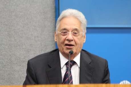 Ex-presidente, Fernando Henrique Cardoso é professor aposentado da USP desde 1968