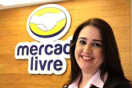 O pequeno empreendedor pode usar a marca Mercado Livre para promover seu produto em pé de igualdade com grandes empresas, afirma Flavia Marcon, gerente de desenvolvimento de vendedores do site