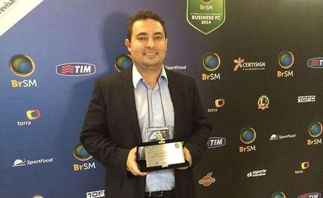 Alexandre Mattos disse que o Atlético-MG conquistou um título secundário