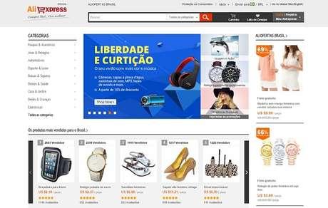 <p>Em apenas um ano, o número de internautas brasileiros que navegam em sites estrangeiros de comércio eletrônico em busca de produtos importados aumentou 49%, alcançando 11,7 milhões de pessoas, em setembro. Os campeões de audiência são os portaischineses</p>