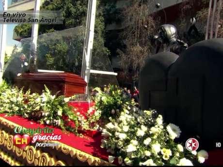 Chespirito viaja de Televisa al Estadio Azteca