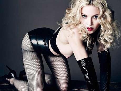<p>A cantora Madonna</p>