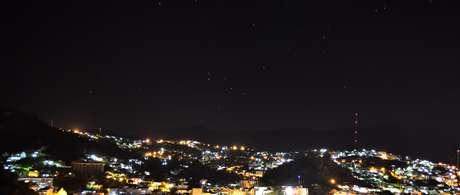 <p>Nova Friburgo, na região serrana do Rio, está entre as dez melhores cidades brasileiras para observação do céu</p>