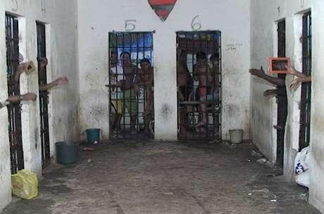 <p>Penitenciária de Pedrinhas, em São Luís, Maranhão</p>