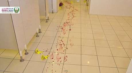 Polícia encontrou corpo da professora em poça de sangue no banheiro