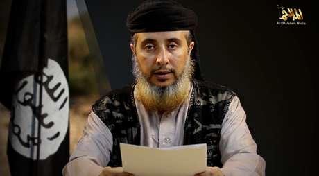 O grupo jihadista publicou um vídeo na internet e ameaça matar um refém americano