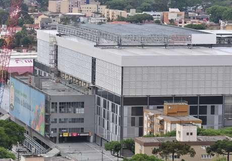 Arena da Baixada será o único estádio da América Latina com essa tecnologia