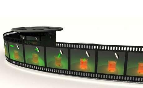 <p>A câmera 2D permite mostrar até mesmoa propagação de uma partícula de luz no interior de algum material</p>