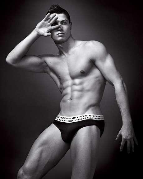 <p>Cristiano Ronaldo é craque no marketing</p>
