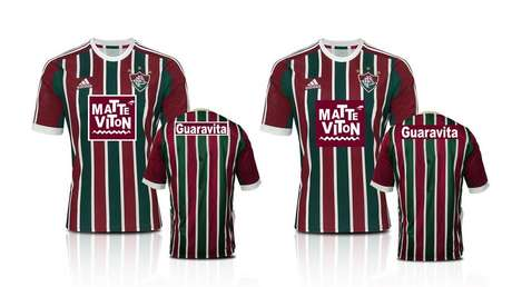 Fluminense anuncia camiseta com novo patrocinador d7a4791091372