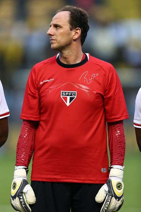 <p>Veterano goleiro do São Paulo está no fim da lista</p>