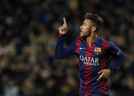 <p>Barcelona se preocupa com participação de Neymar em amistosos</p>