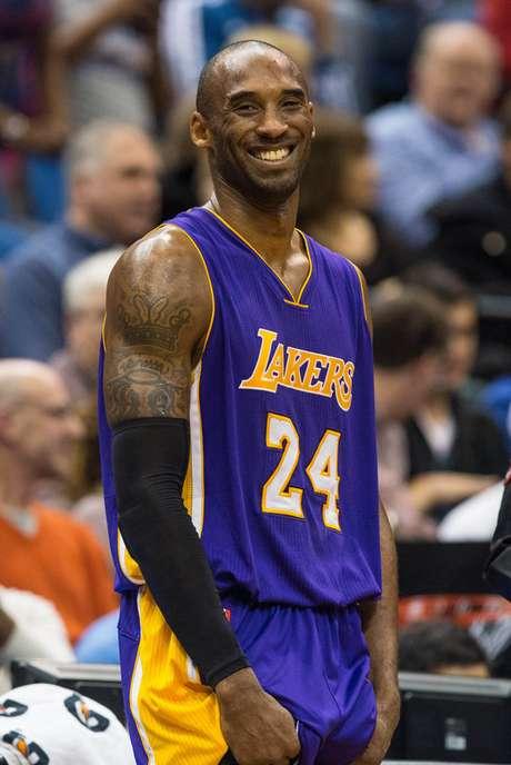 <p>Kobe sempre foi fã de Jordan</p>