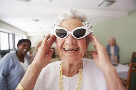 <p>Estudo analisou o envelhecimento de pessoas na faixa dos65,8 anos</p>