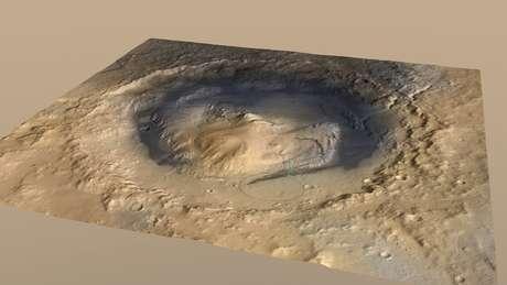 O metano na atmosfera marciana e produtos químicos orgânicos no solo de Marte são as mais recentes conclusões do robô Curiosity da NASA em sua missão para encontrar pistas sobre a possibilidade de vida extraterrestre