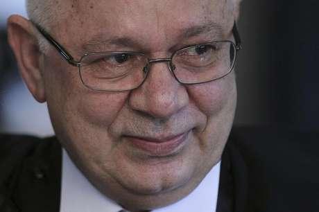 Ministro do STF Teori Zavascki, em foto de arquivo em Brasília. 29/11/2012
