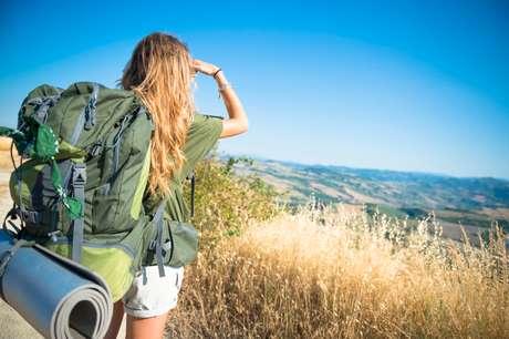 Viajar sozinho ofereceu a alguns participantes a sensação de que eles tinham mais controle sobre suas vidas e ações