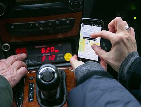 <p>Desde 2013, quando o aplicativo de corridas com motorista particular chegou à capital sul-coreana, o Uberenfrenta problemas com a lei</p>
