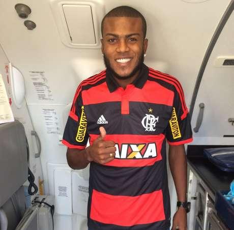 <p>Atacante foi a revelação do Campeonato Brasileiro de 2013</p>