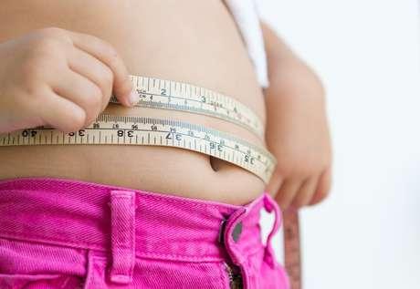 Cerca de 55,7% das crianças cariocas estão acima do peso