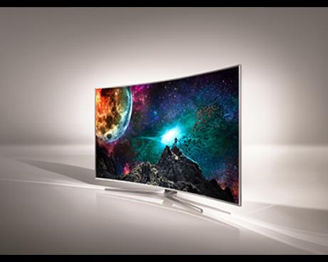 Televisão SUHD de 88 polegadas, da Samsung, tem 2,5 mais brilho e 64 vezes mais cor que telas comuns - preço e data de chegada ao mercado não foram divulgados