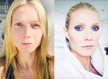 <p>O maquiador Max Factor foi responsável pela make da atriz, que foi entrevistada por Amanda De Cadenet</p>