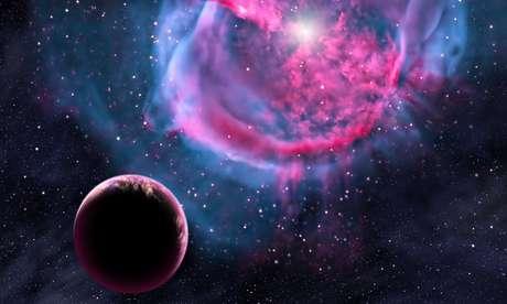 Kepler 438B é um planeta rochoso e é bem provável que possua água líquida.