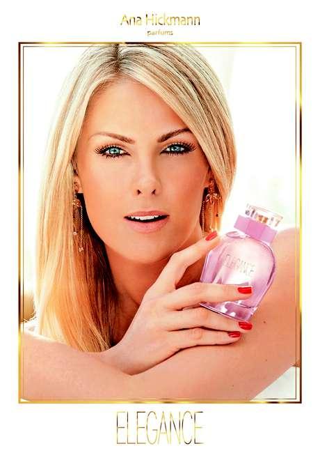 Ana Hickmann lança nova fragrância com aroma floral