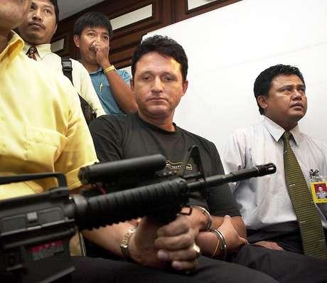 <p>O brasileiroMarco Archer Cardoso Moreira, executado neste sábado</p>