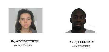 O homem e a mulher teria sido responsáveis pelos dois ataques na cidade de Paris