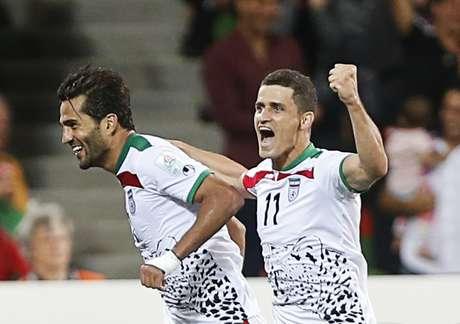 Irã não teve dificuldade para bater o Bahrein