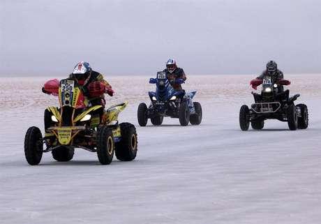 union piloto rally: