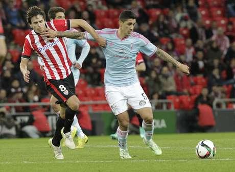 <p>Athletic Bilbao perde, mas avança na Copa do Rei</p>