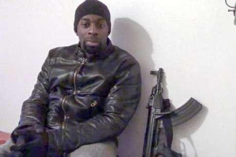 <p>Amedy Coulibaly, o terrorista que sequestrou o mercado</p>