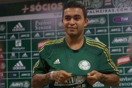Dudu chegou ao Palmeiras em 2015 em negociação bancada pela verba arrecadada pelo Avanti