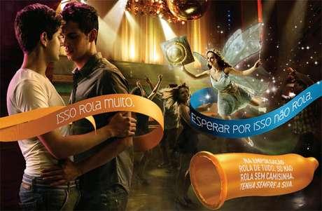 Campanha carnaval 2012 contra aids