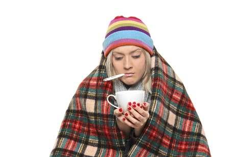 Tomar remédios contra a gripe faz a doença demorar mais para ser curada