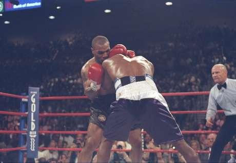 Mordida de Tyson em Holyfield chocou o mundo do boxe