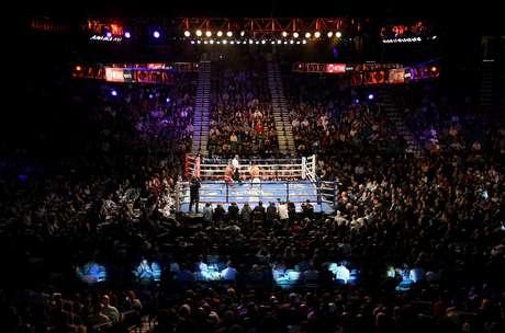 MGM Grand Garden Arena é considerada a Meca da luta
