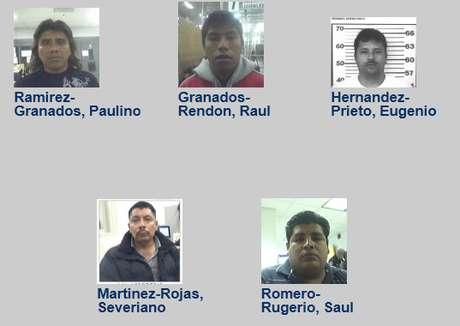 La Guardia Civil publica la lista de los delincuentes ms