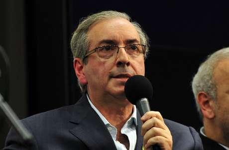 <p>Cunha alega que Rodrigo Janotdeveria ter solicitado esclarecimentos a ele antes de apresentar pedido de investigação ao STF</p>