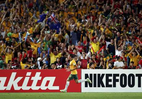 Troisi fez o gol do título australiano