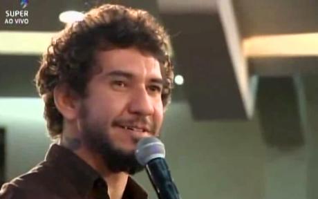 Rodolfo é ex-vocalista do Raimundos