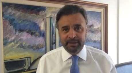 <p>A&eacute;cio Neves disse que&nbsp;oposi&ccedil;&atilde;o quer uma CPI mista da Petrobras.</p>