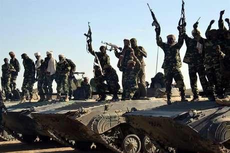 <p>Governo nigeriano afirmou recentemente ter retomado o controle de duas cidades estratégicas nas mãos de combatentes do Boko Haram</p>