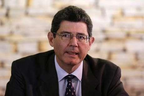 <p>Joaquim Levy, ministro da Fazenda</p>